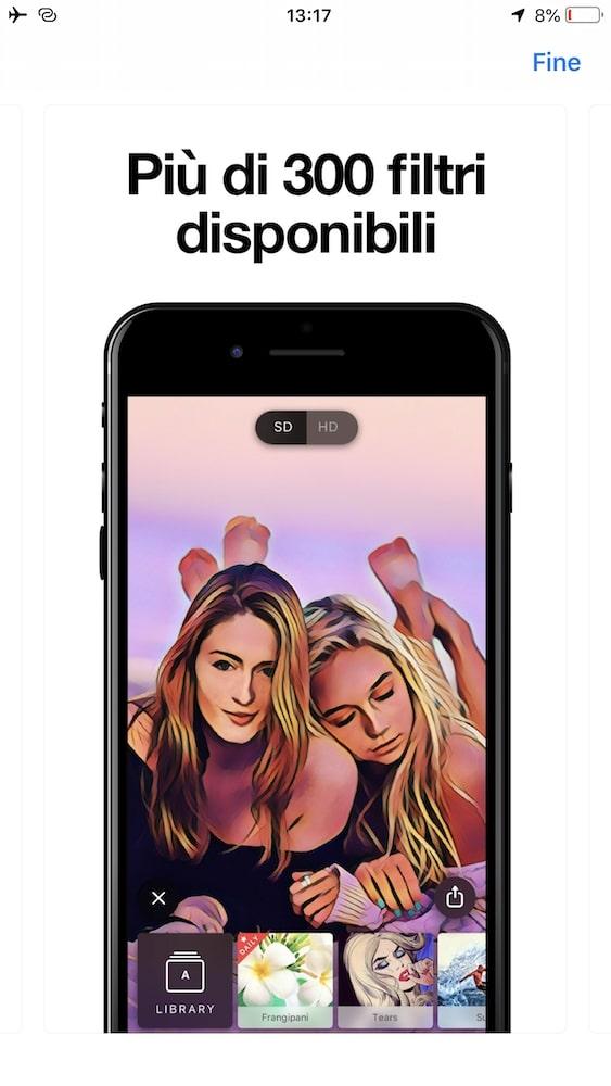 Foto Prisma 2 - app per modificare foto