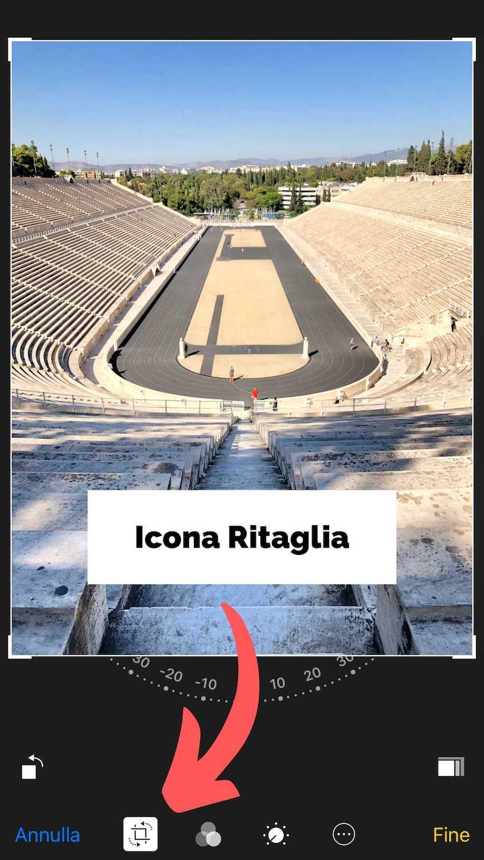 Foto Illustrativa per l'icona Ritaglia