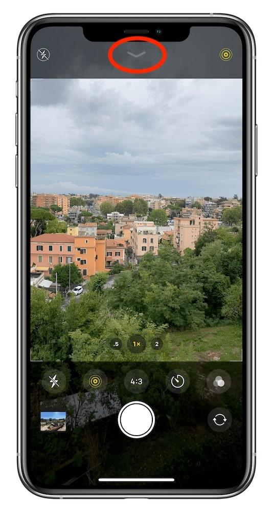 Controlli nascosti iPhone 11