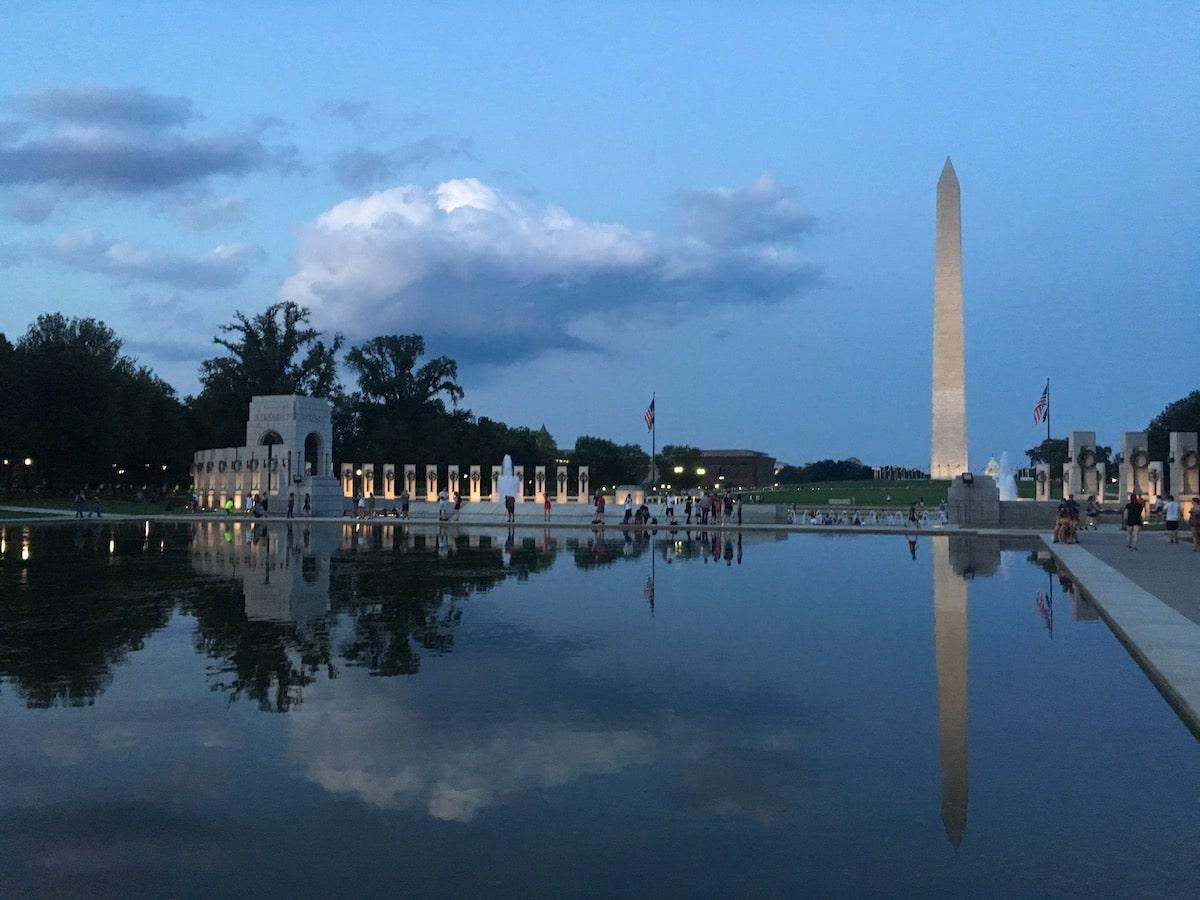 Foto Washington Blue Hour