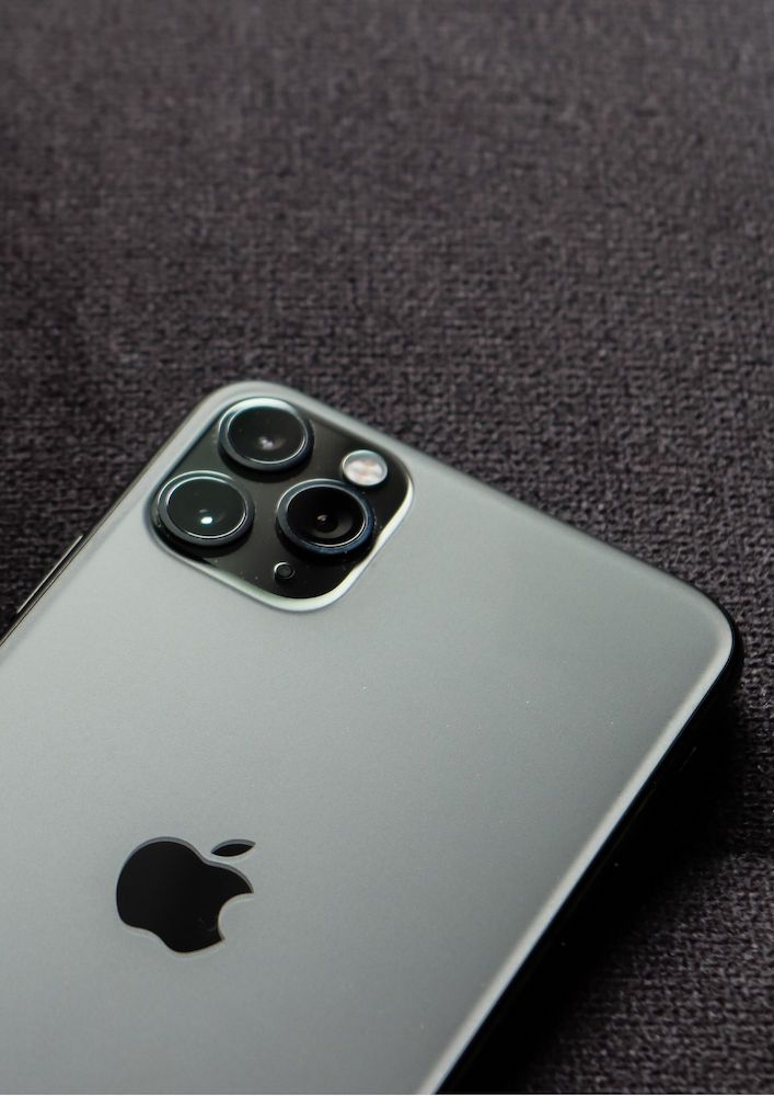 Fotocamere iPhone 11
