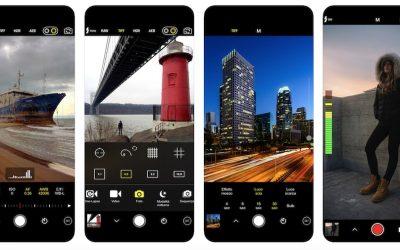 Le 5 migliori app di fotografia per foto in manuale su iPhone