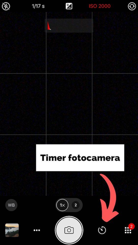 Timer Fotocamera