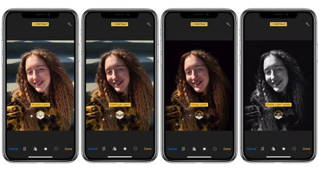 Ritratto iPhone 11
