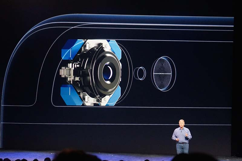 Stabilizzazione ottica iPhone - Fotografia da SmartPhone