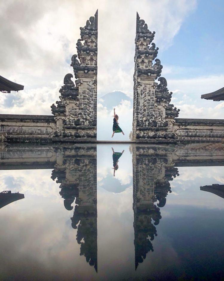 fotografare simmetria