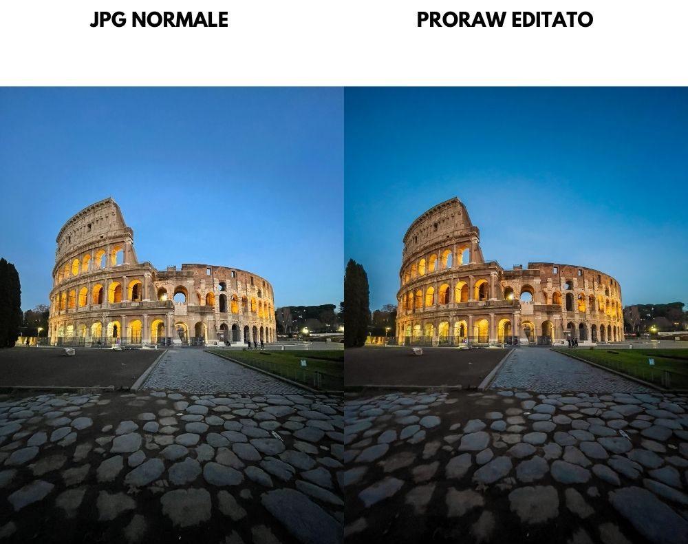 raw vs jpg sera