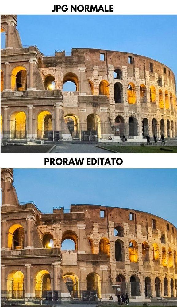 jpg vs raw sera zoom