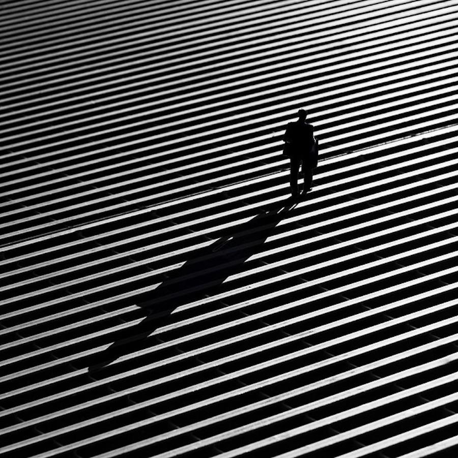 ombre fotografare con iphone