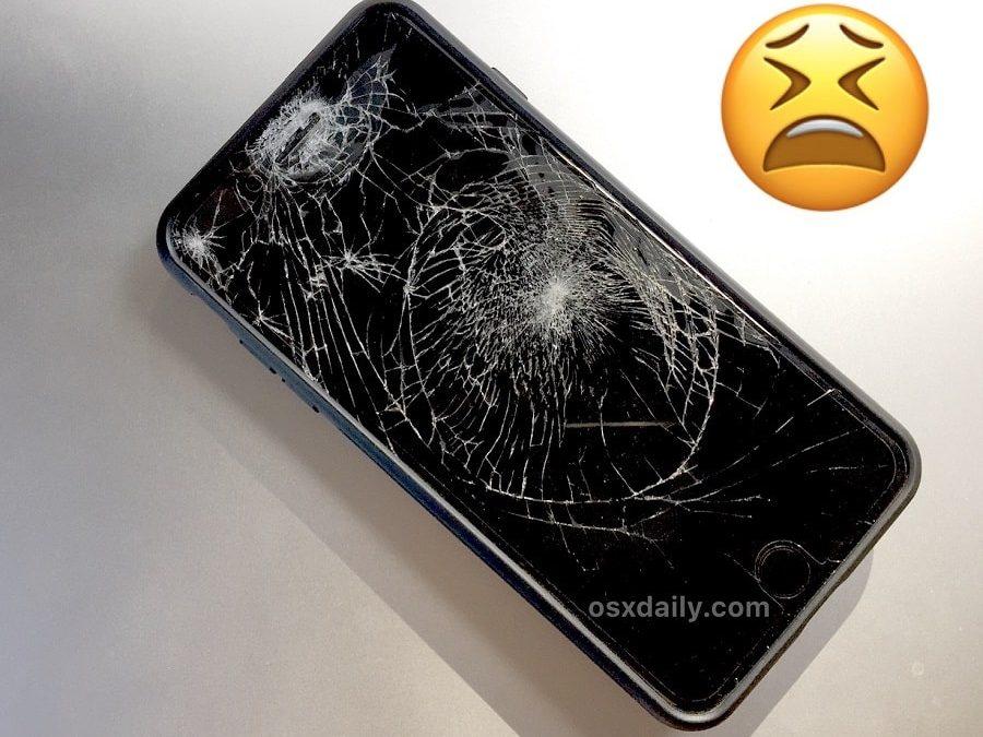Schermo Rotto iPhone: Cosa puoi fare in questi casi?