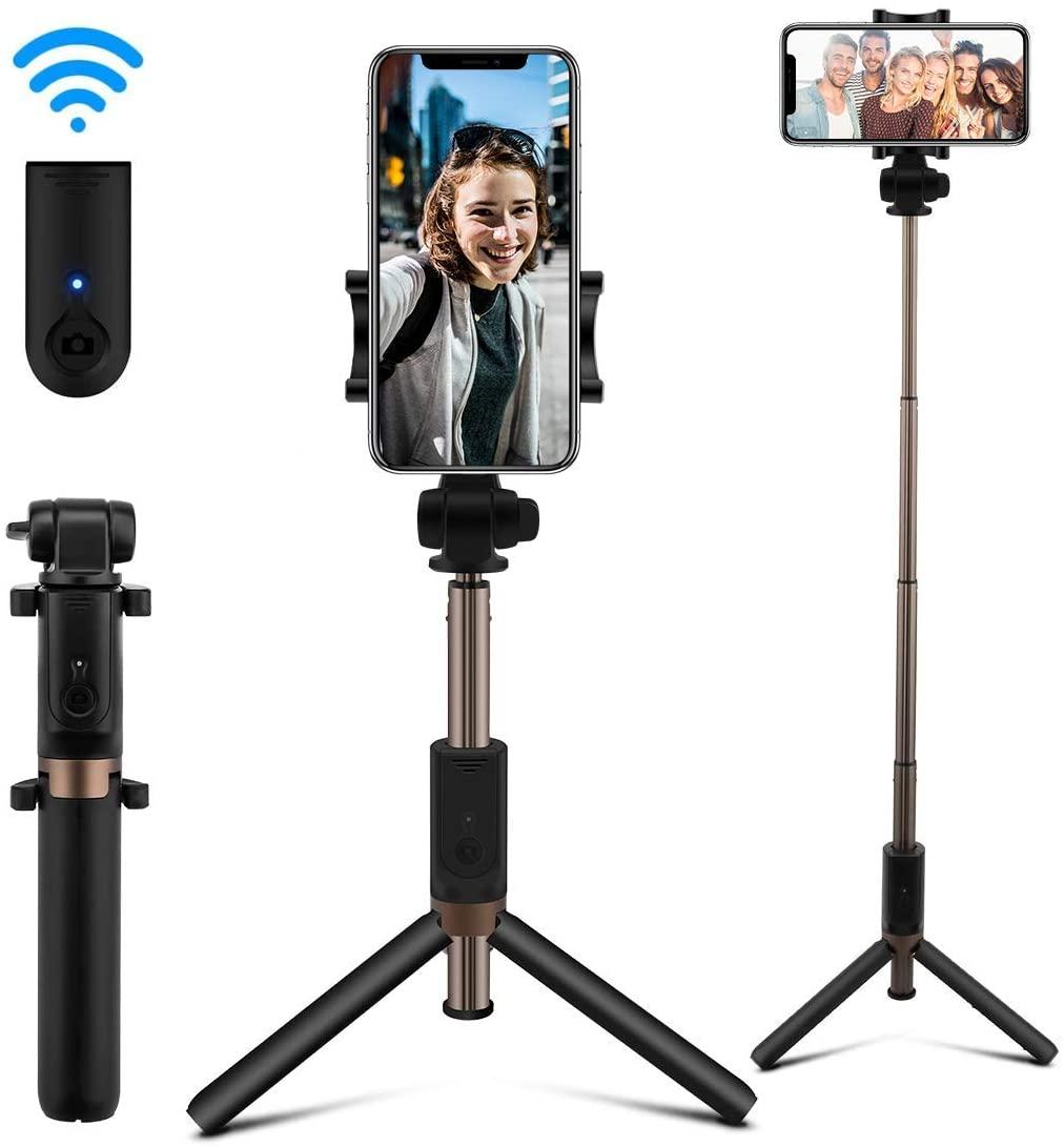 scattare foto a distanza iphone