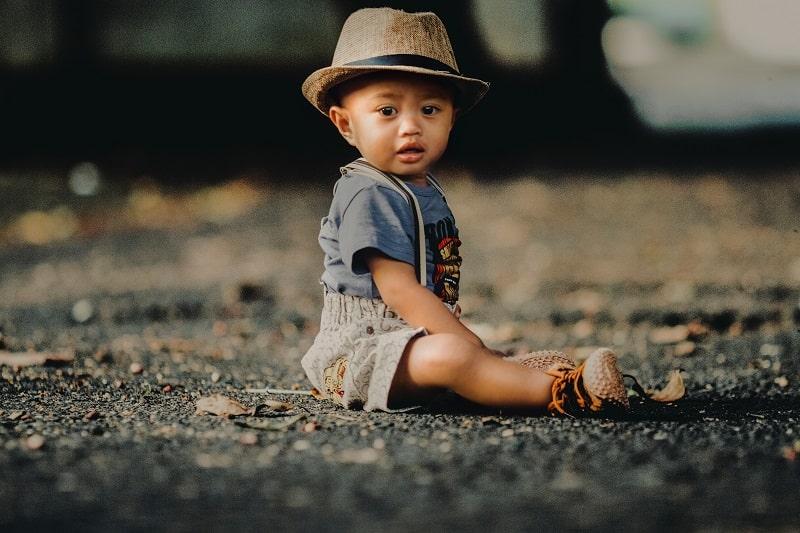 fotografia di bambini