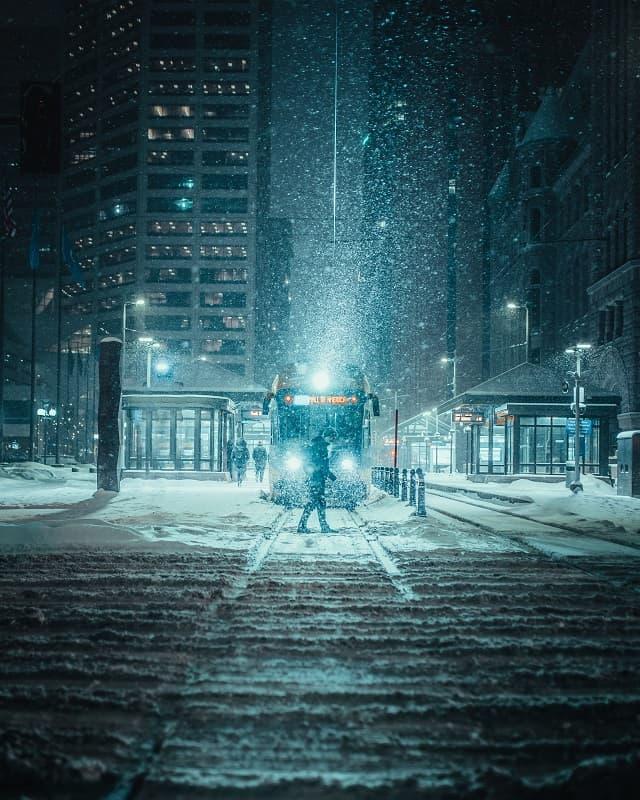 foto per strada
