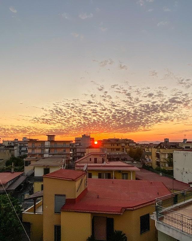 golden hour - una foto al giorno