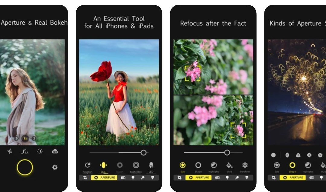 Focos: l'App per la Modalità Ritratto su tutti gli iPhone