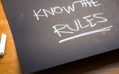 9 Regole nella Fotografia da Dover Conoscere e Rispettare