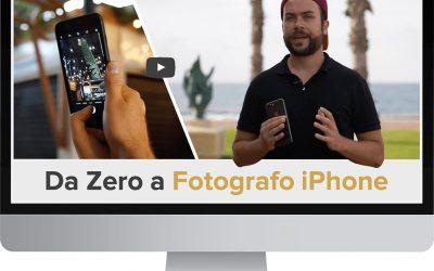 """Corso di Fotografia Gratis: """"Da Zero a Fotografo iPhone"""""""