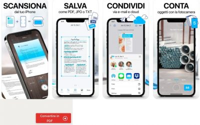 Come Trasformare le Foto Fatte col tuo iPhone in PDF